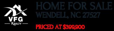 HomeForSaleWendell